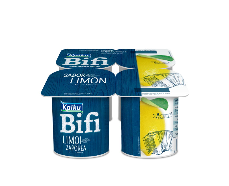 KM0 Yogur Bifi Limon
