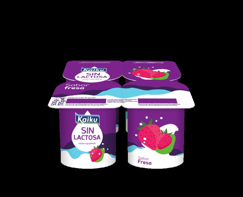 KSL Yogur Fresa