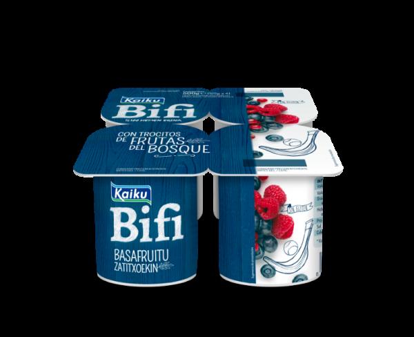 KM0 Yogur Bifi Frutos del Bosque