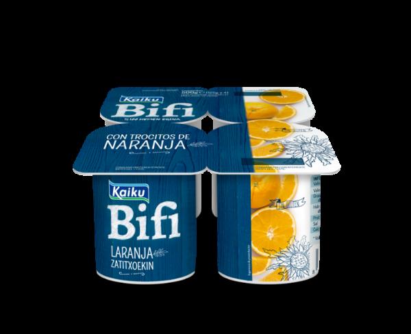KM0 Yogur Bifi Naranja