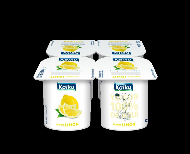 KM0 Yogur Limon