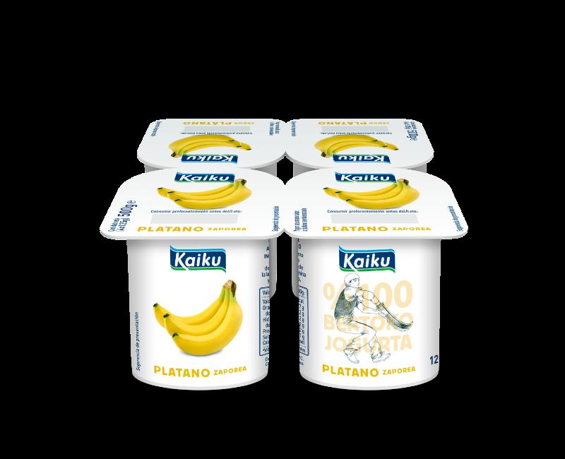 KM0 Yogur Platano