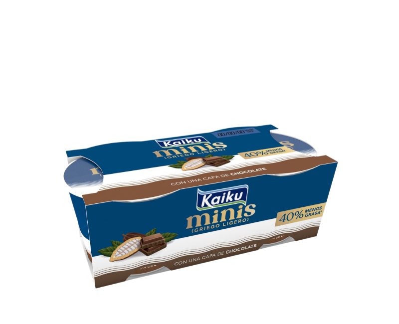 KMO Postres Griego Ligero Chocolate