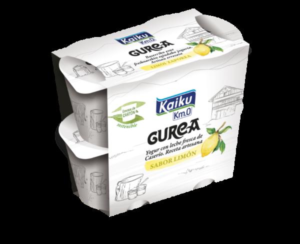 GUREA Yogur Limon Pack4