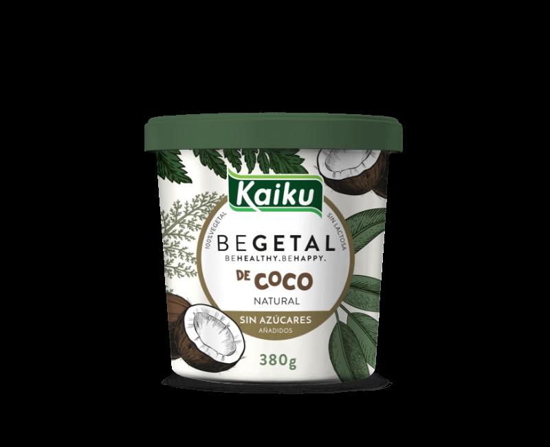 KBEGETAL Yogures-Coco Natural SinAzucar BigPot